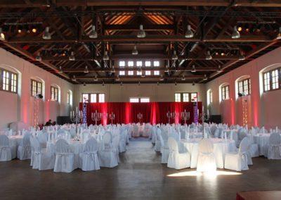 Hochzeitslocation in Potsdam - Schinkelhalle