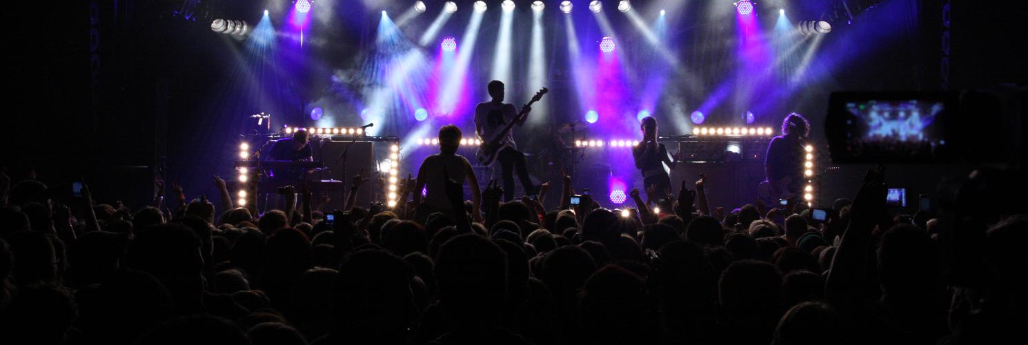 Party & Konzert