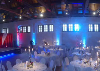 Eventlocation Potsdam, Schinkelhalle Gala