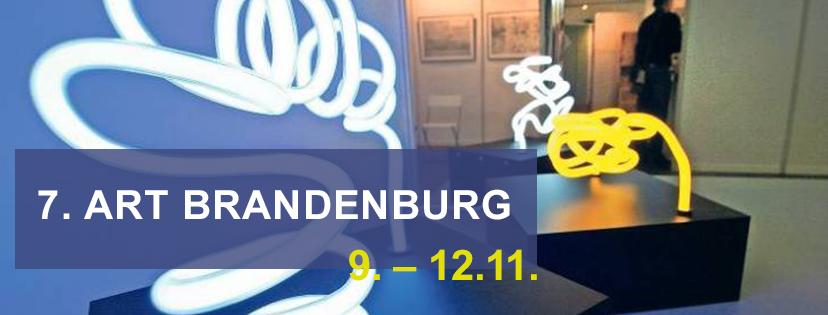 ART BRANDENBURG 09. – 12. November 2017