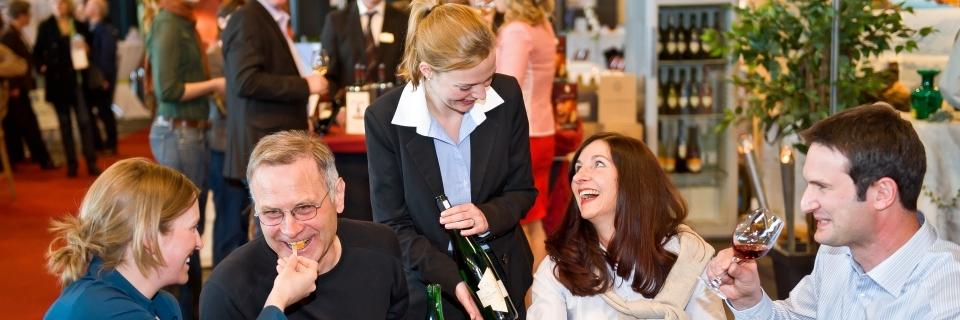 Die Weinmesse Potsdam 17. – 18.11.2017