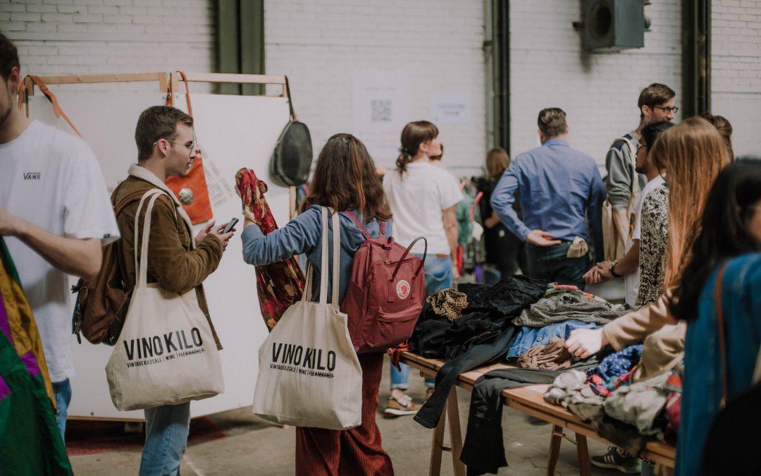 Vino Kilo – Vintage Klamotten Sale 21.03.2020